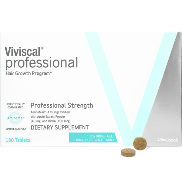 Viviscal Professional Hair Growth Supplement 180ct