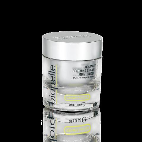 biopelle tensage soothing cream moisturizer bottle