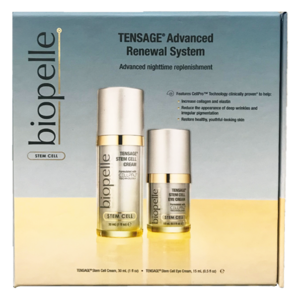 tensage advanced renewal system limited edition 2019